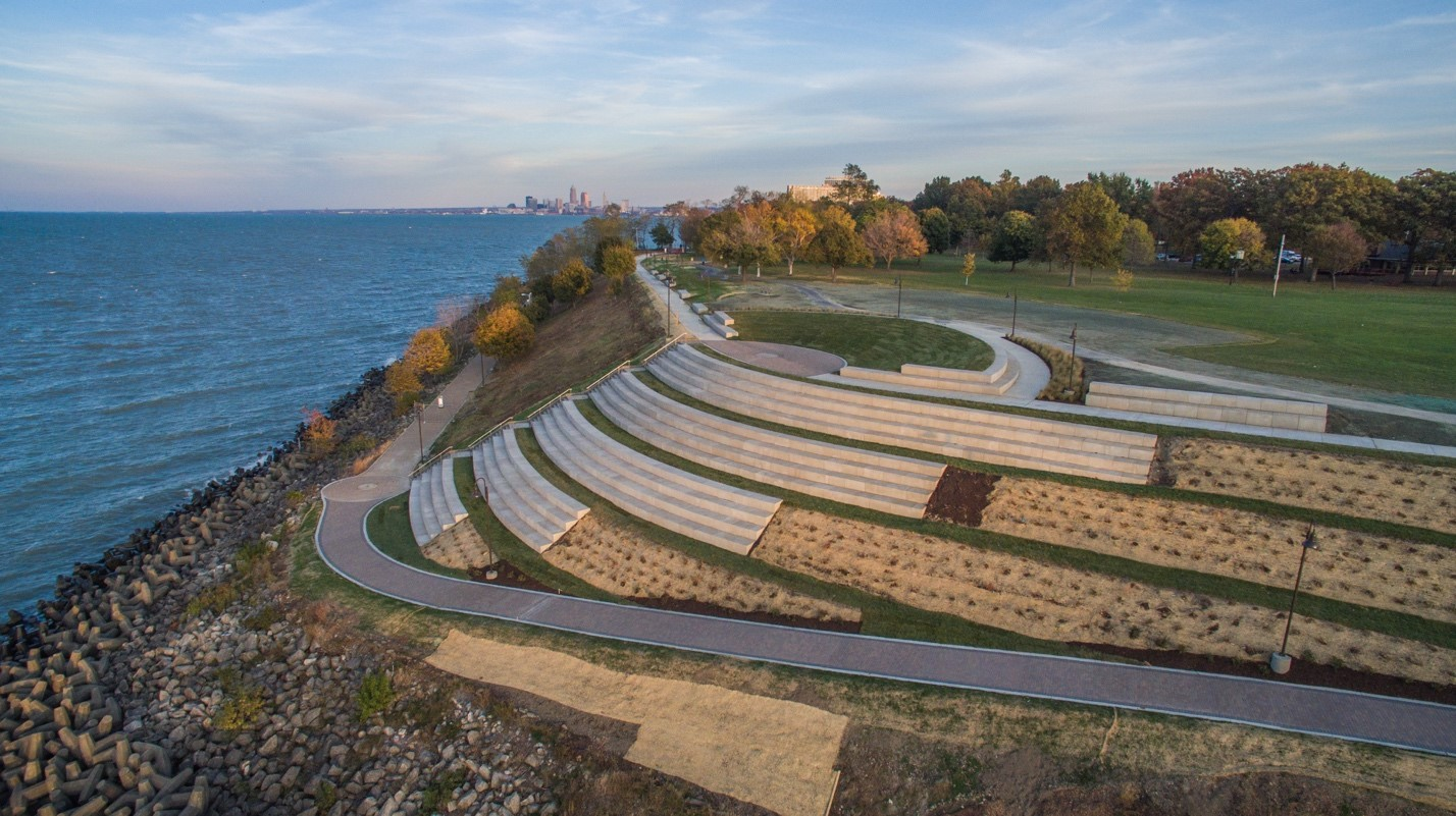 waterfront park design