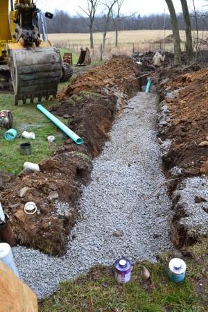 sanitary sewer system